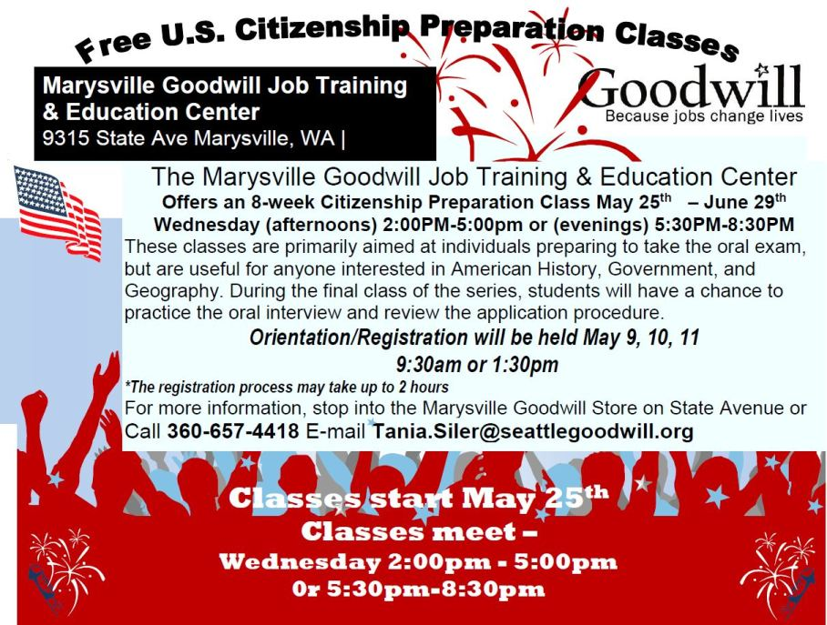 American Citizenship English