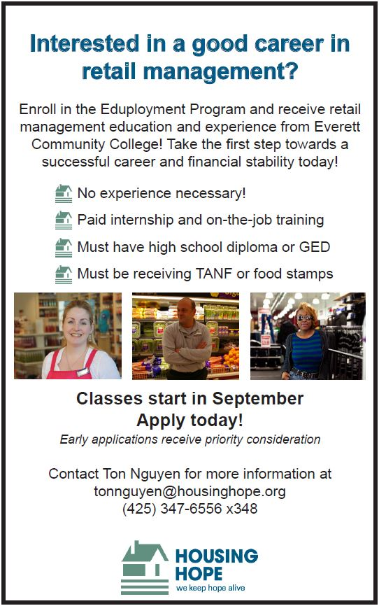 Eduployment flyer